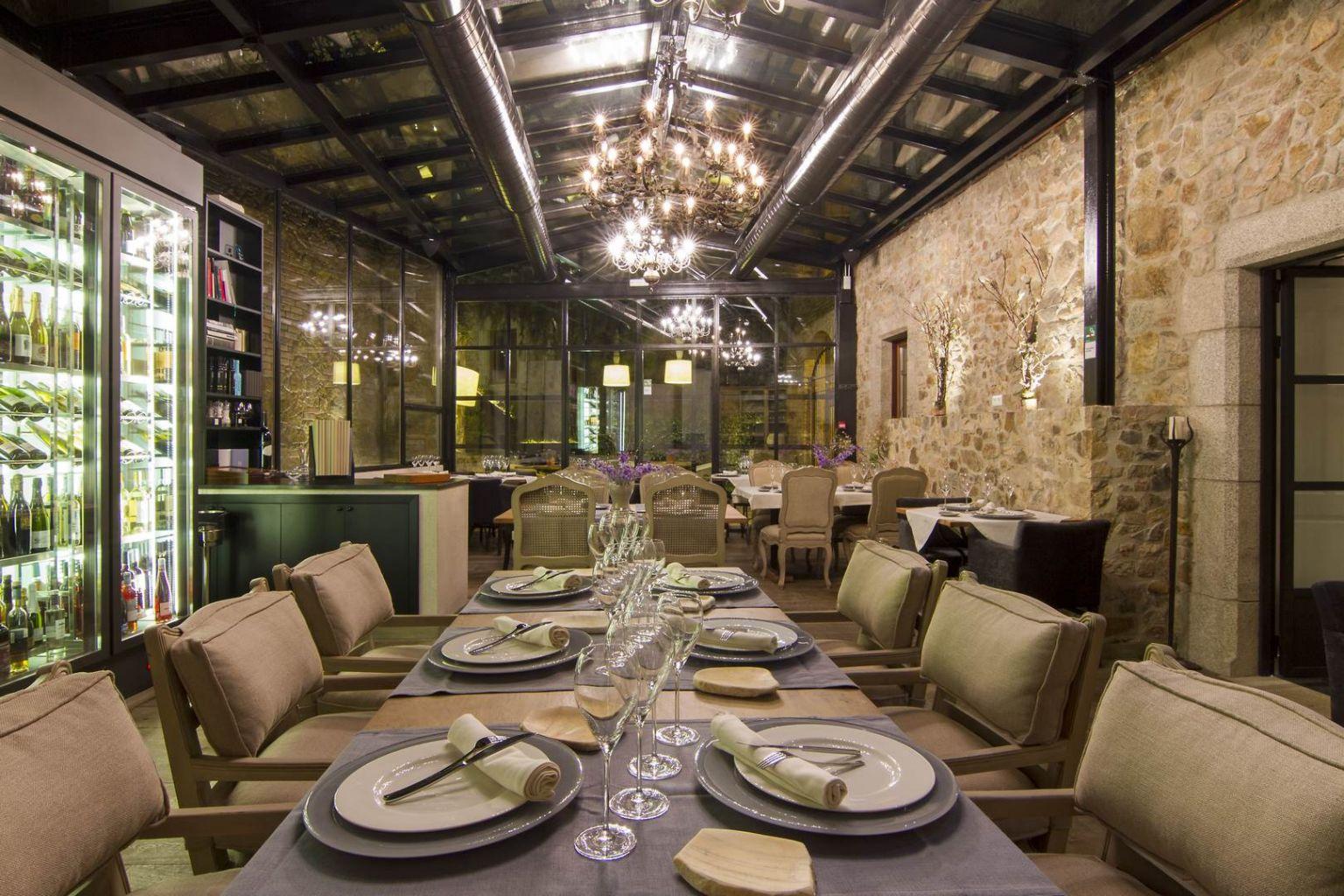 Mediterranean restaurant in tossa de mar can sophia for Sophia house